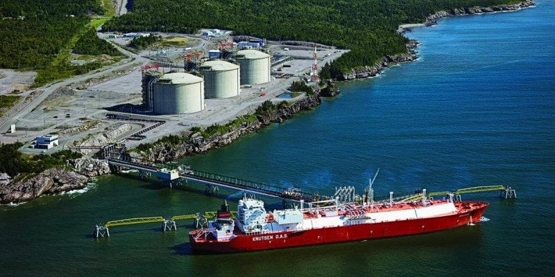 LNG Canada employment in Kitimat, BC